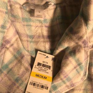 Charter Club Intimates & Sleepwear - Charter club soft long sleeve button up pajama set